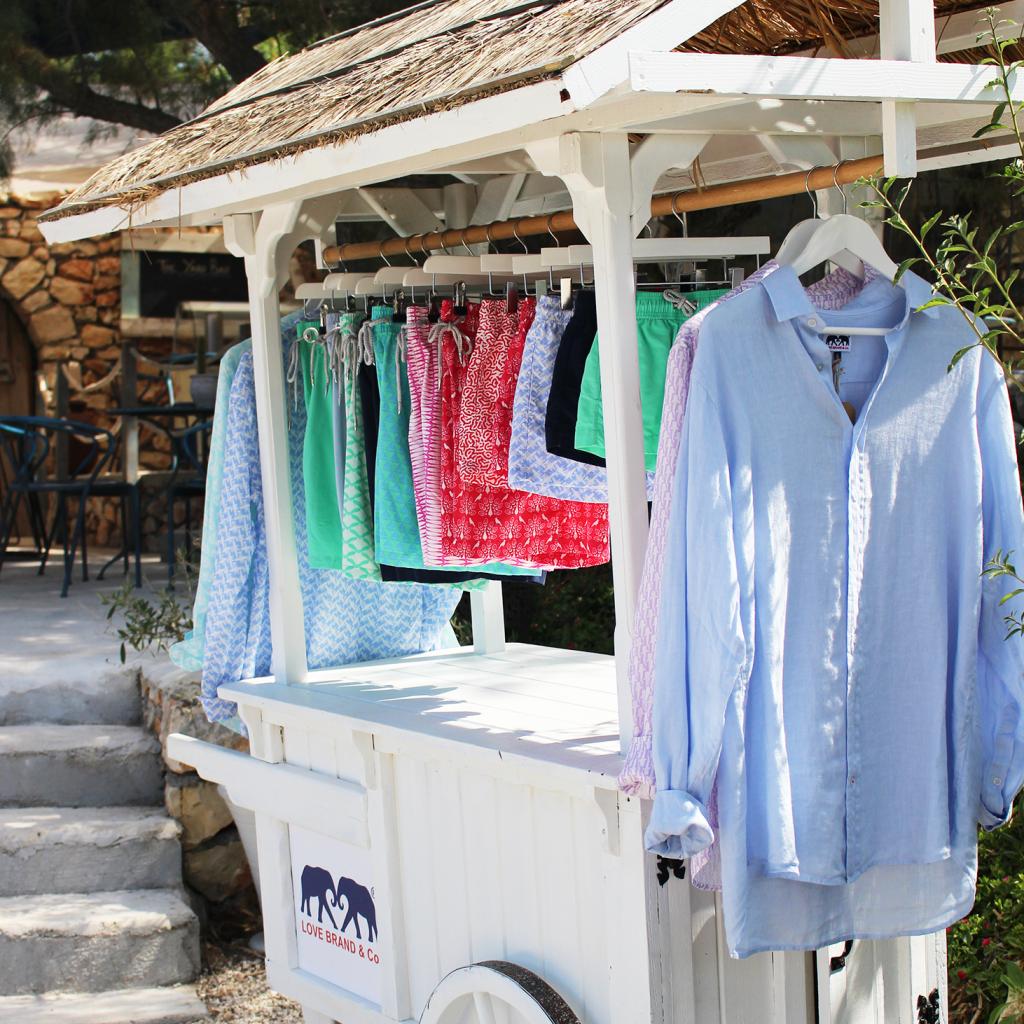 The Love Brand Beach Cart Summer Pop Up The Peligoni Club