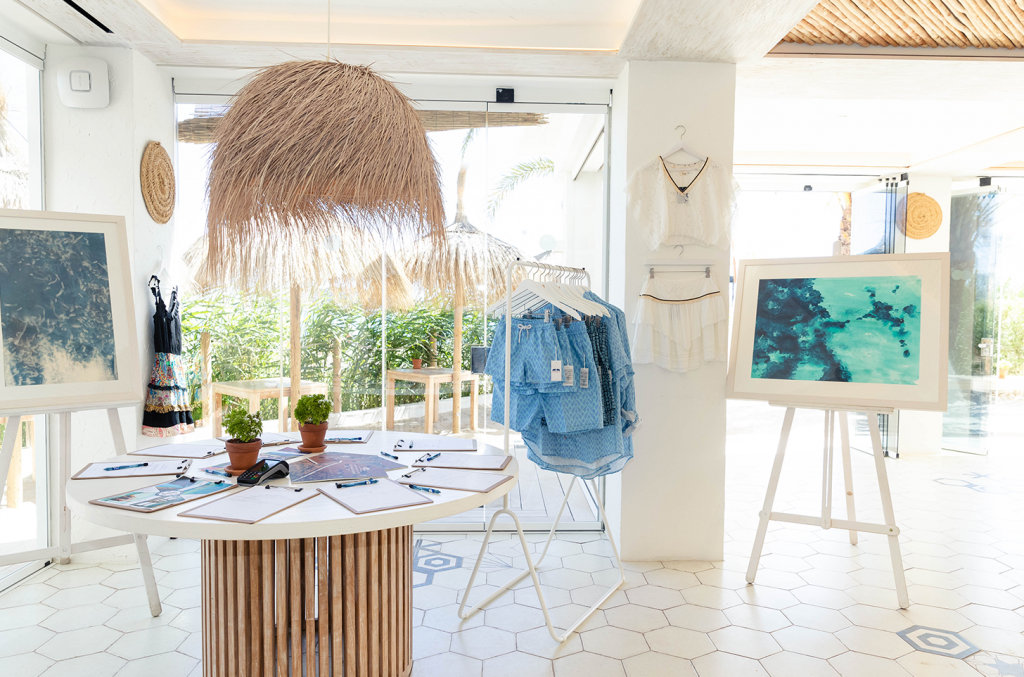 Nobu Ibiza Bay Hotel Event Space Boutique
